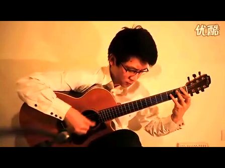 So Long Michael - Pierre Bensusan Cover - 许岑