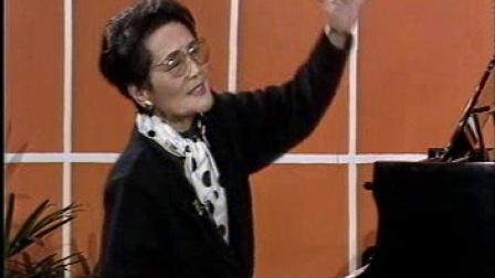 周小燕声乐教学-廖昌永等示范