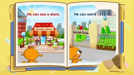 小学全科同步辅导—英语分级阅读三年级上册
