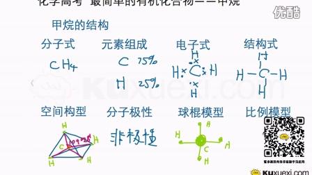 有机化学高考考点